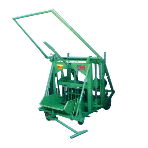 Buy Concrete Block Making Machine