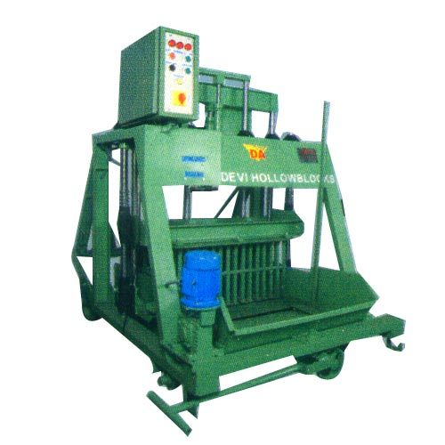 Buy Hydraulic Operating Concrete Block Making Machine