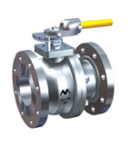 Buy Cast Two Piece Ball Valves