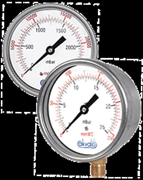 Buy Low Pressure Capsule Gauges