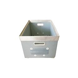 Buy PP Crate with Aluminium Proof