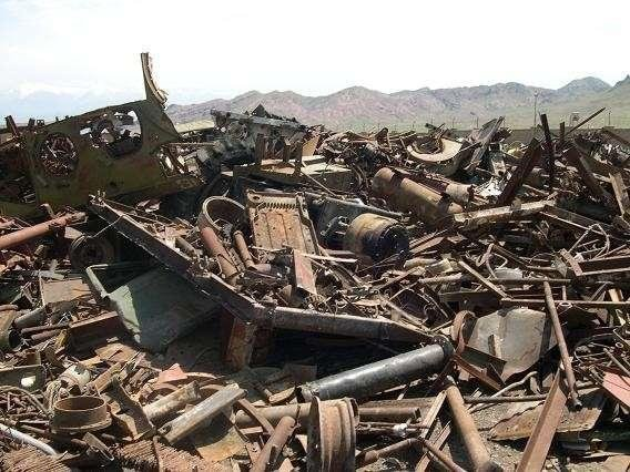 Buy Iron scrap and waste
