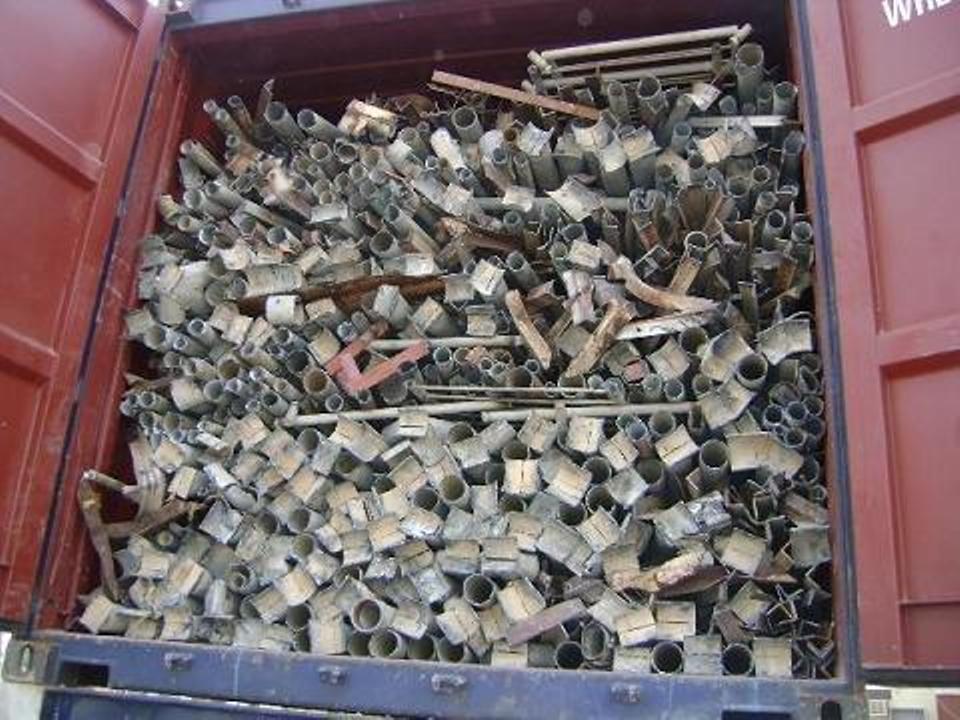 Buy Iron clearance scrap