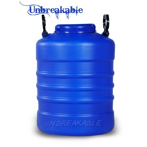 Buy HDPE Blue can