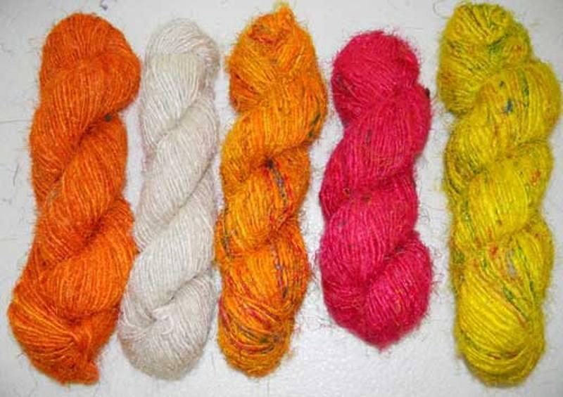 Buy Banana Silk Yarn