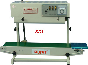 Buy Continuous Vertical Sealer Machine