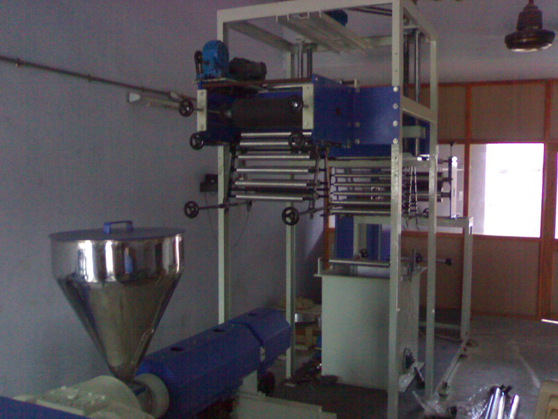 Buy PV Shrink Film Plant Model 2