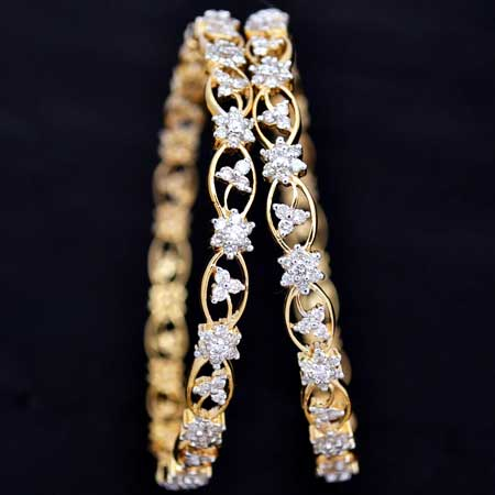 Diamond Bangles in Meerut