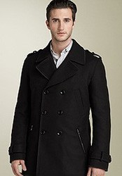 Buy D&G Wool Peacoat