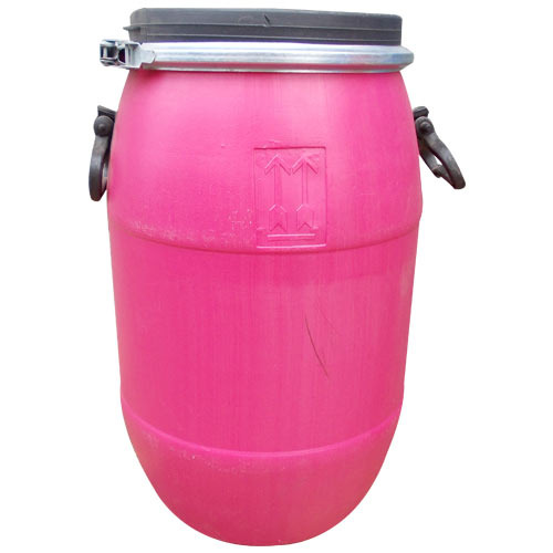 Buy Open Top Plastic Container (Pink)
