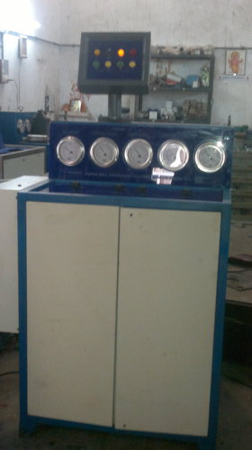 Buy Hydraulic Control Panel For Paper Mill