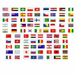 Buy Country Flags
