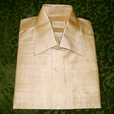 Muga Silk Mens Shirts — Buy Muga Silk Mens Shirts, Price , Photo ...