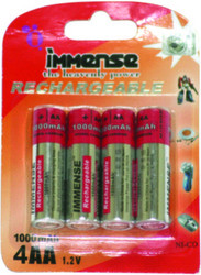 Buy NICD Rechargeable Batteries