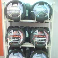 Buy Tyre display stand