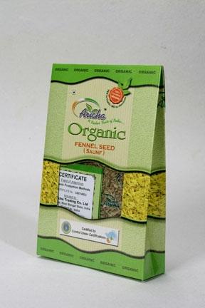 Buy Organic Fennel Seed