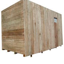 Buy Wood Heavy Machine Packing Cases
