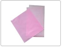 Buy Pe Pink Anti-Static Zipper