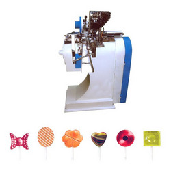 Buy Flat Lollypop Machine