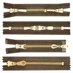 Buy Metal Zipper