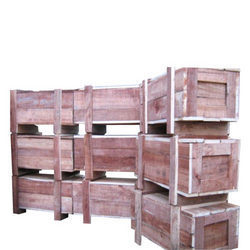 Buy Rubber Wood Packaging Boxes