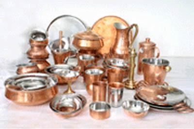 Copper Tableware & Copper Tableware buy in Bangalore