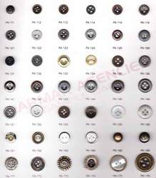 Buy Metal Buttons