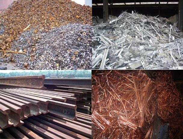 Buy Scrap of ferrous and nonferrous metals