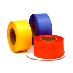 Buy Coloured Plastic Box Strapping Rolls