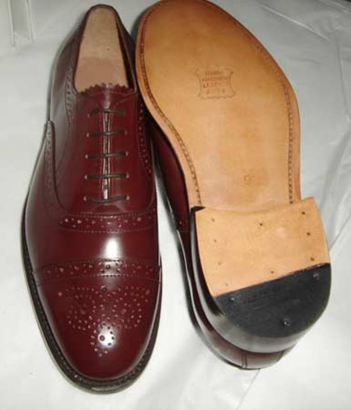 Buy Brown Leather Shoes