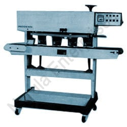 Bend Sealer Machine