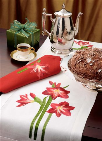 Buy Embroidered Table Mats