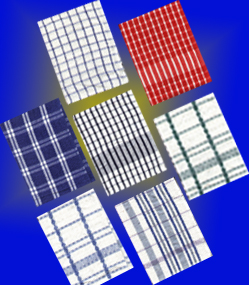 Buy Checked Kitchen Towel