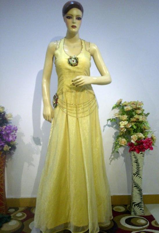 Party Wear Gown Buy In New Delhi