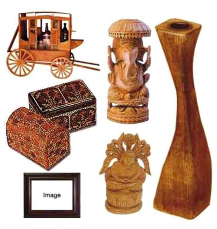 Wooden Handicrafts Buy In Mumbai