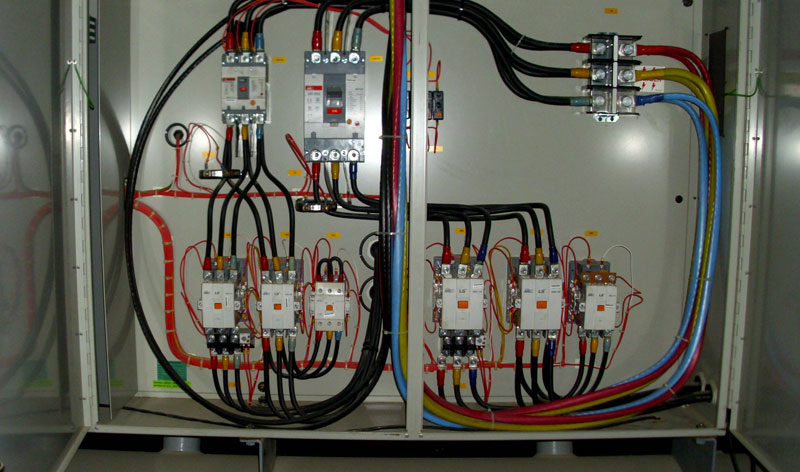 Electrical Power Control Panel buy in Lucknow