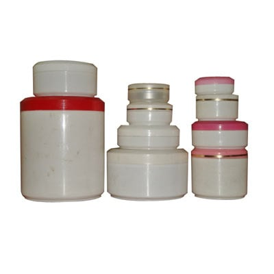 Buy Cosmetic Containers (Plastic Container/Jars )