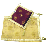 Buy Polyester Tissue Table Mat