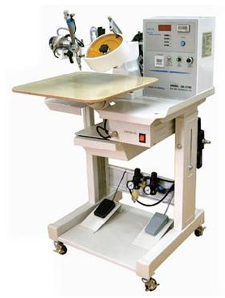 Buy Ultrasonic Single Head Hot-fix Setting Machine