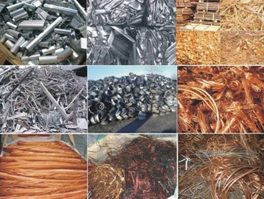 Buy Scrap of ferrous and nonferrous metals