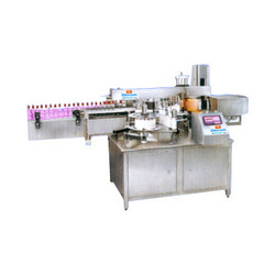 Double Side Sticker Labeler Machine