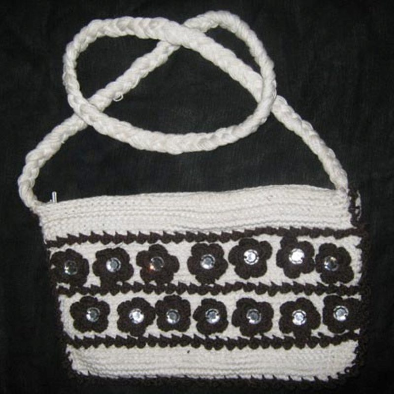 Buy Handmade Crochet Handbag