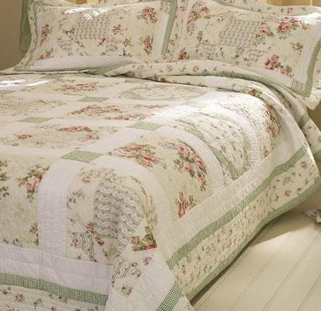 patchwork bedspread 2