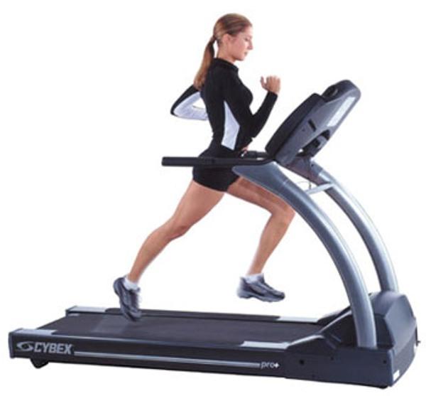 hands treadmill numb