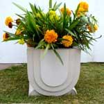 Buy Stone Flower Pots