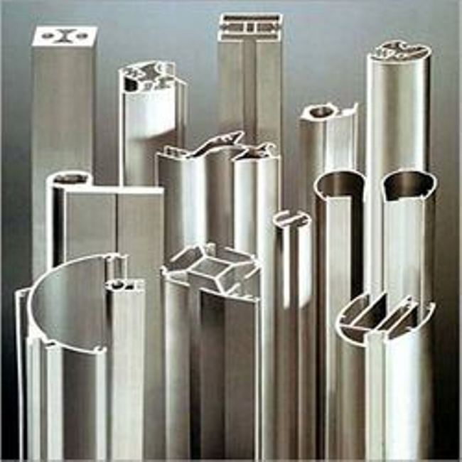 Aluminum Architectural Sections
