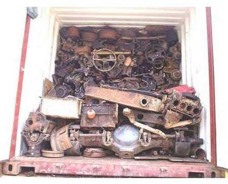 Buy Cast Iron Solid Scrap