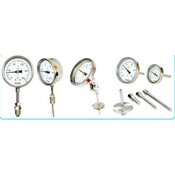 Buy Bimetal Temperature Gauges