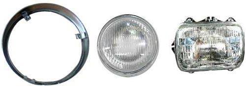 Buy Motorcycle Headlight Assembly