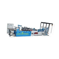 Buy 3 Side Seal Pouch Making Machine
